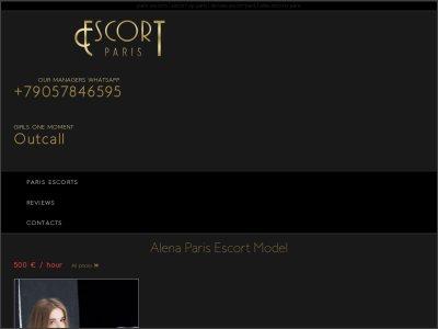 https://escort-paris.org/paris-escorts/paris-escort-alena